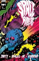 Black Mask presentó su atractivo catalogo de nuevos cómics Space-riders