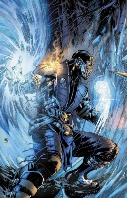 DC llevará al mundo de 'Mortal Kombat X' a los cómics Subzero