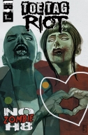 Black Mask presentó su atractivo catalogo de nuevos cómics Toe-tag-riot