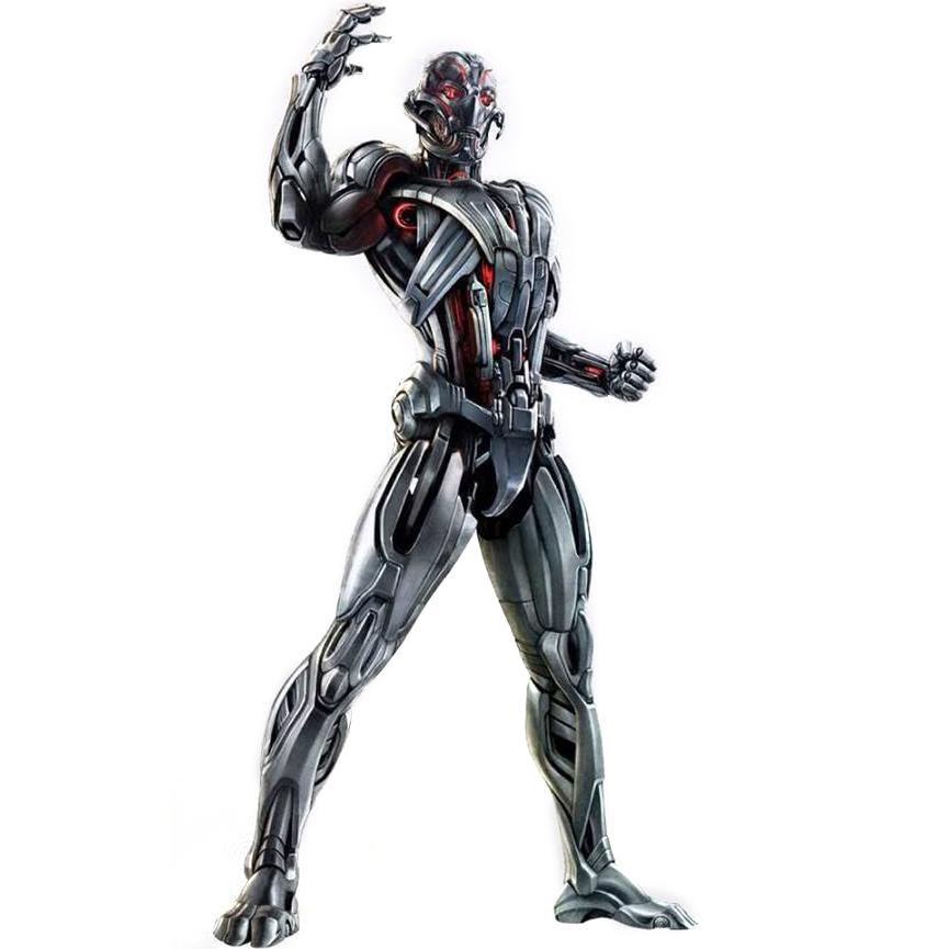 Aquí tienen un vistazo completo a Ultron