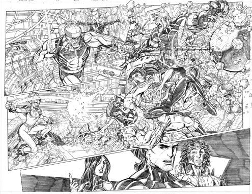 Wolverines-1-Interior-Spread-Nick-Bradshaw-afbb7