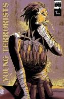Black Mask presentó su atractivo catalogo de nuevos cómics Young-terrorists