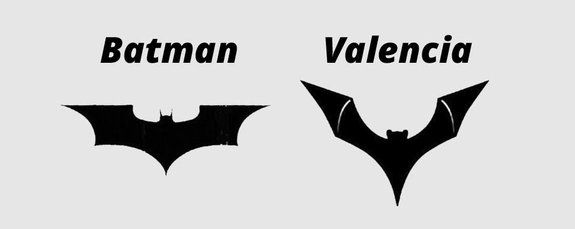 batman-vs-valencia-logos