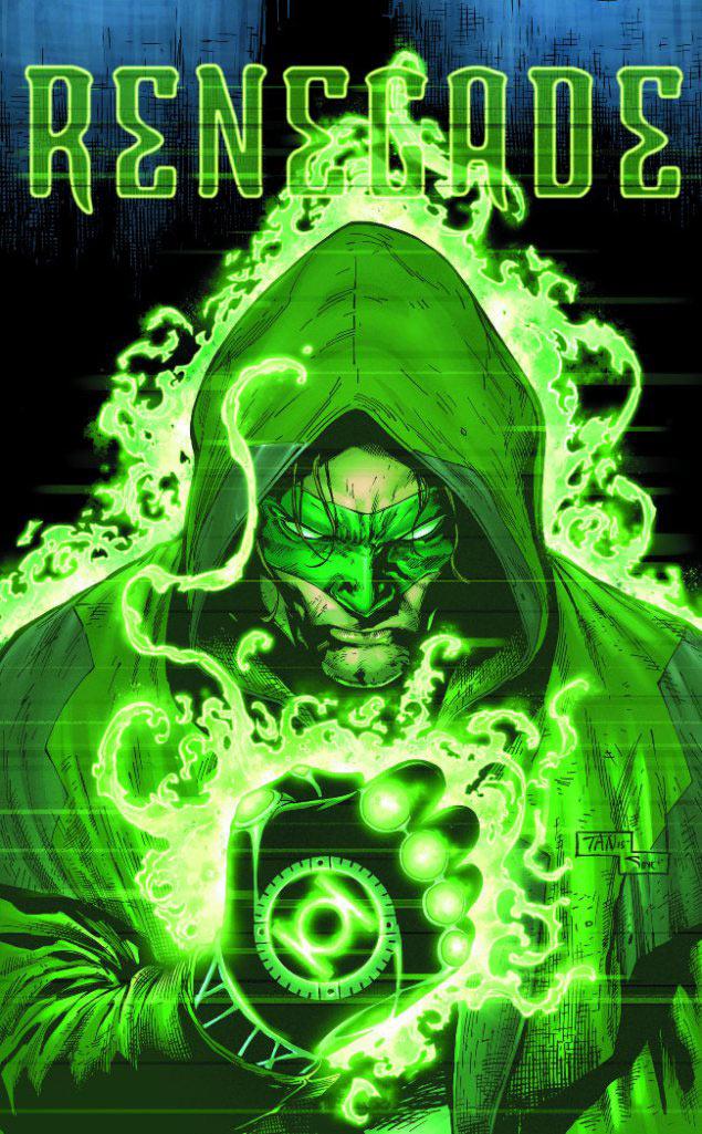 Las nuevas apariencias de Green Lantern, The Flash y Green Arrow