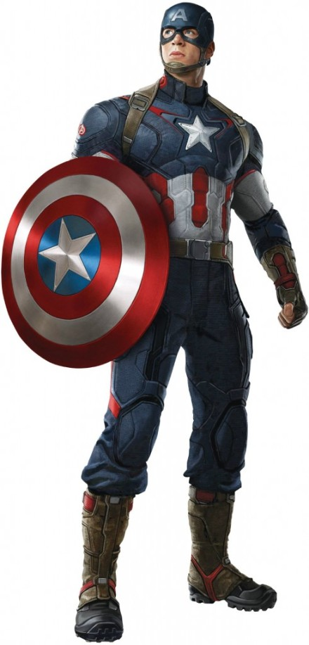 Capitan America Age of Ultron