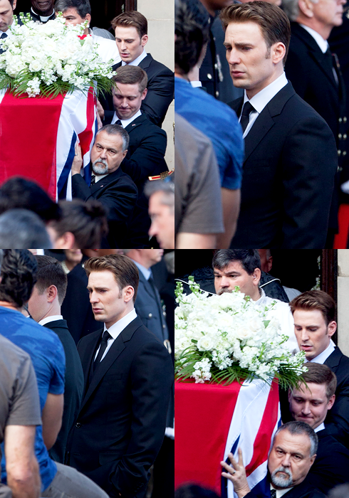 peggy funeral