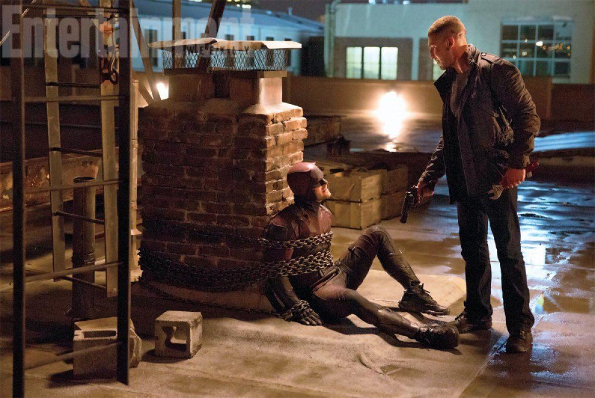 El factor de The Punisher en la segunda temporada de Daredevil