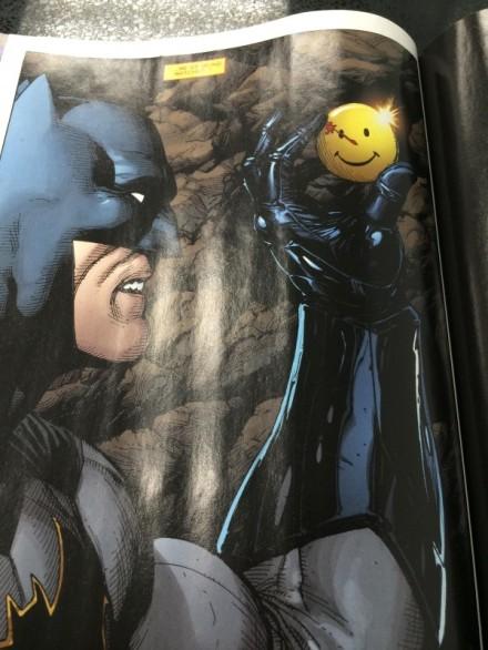 batman comedian