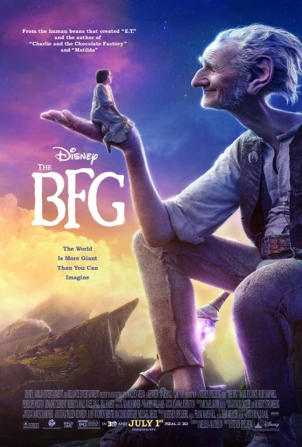 The+BFG+Poster