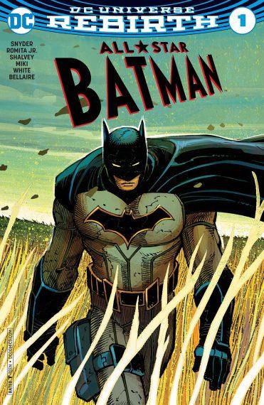 all star batman 5
