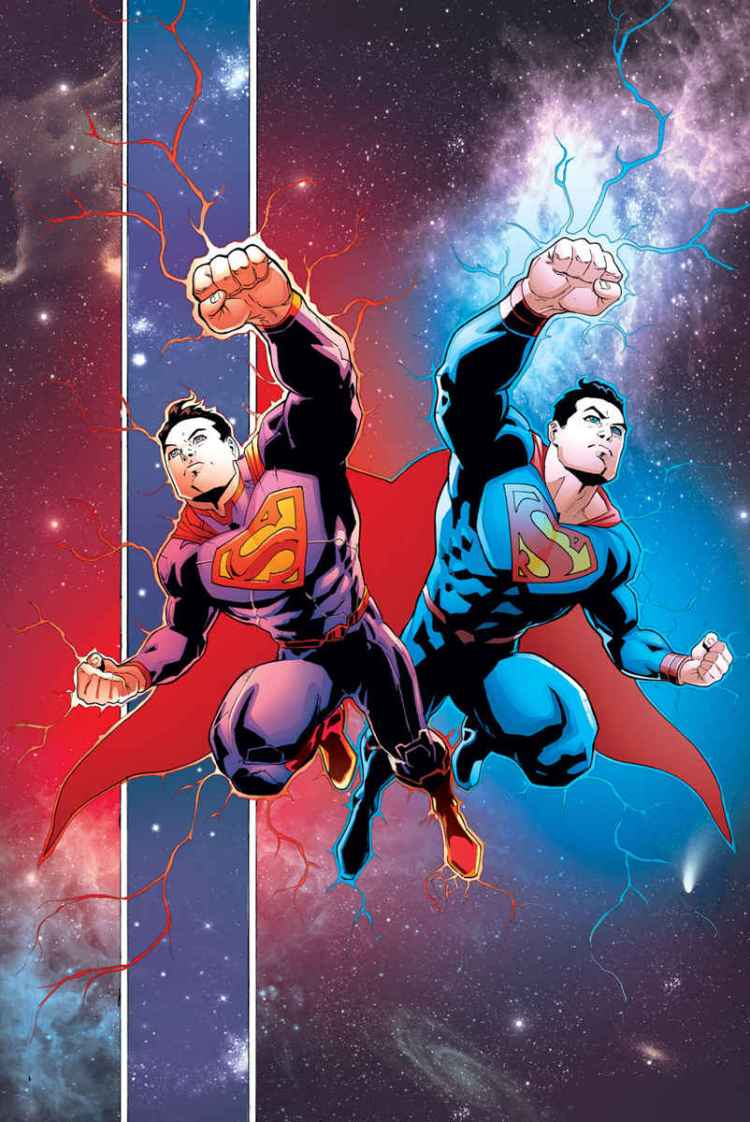 DC Rebirth lo vuelve a cambiar todo con Superman y Lois Lane ...